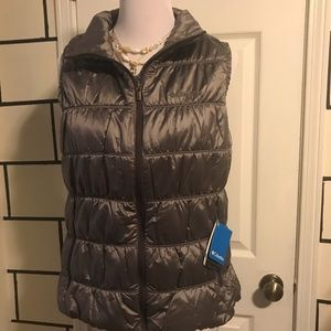 NWT Columbia Puffer Vest with Omni Heat Lining